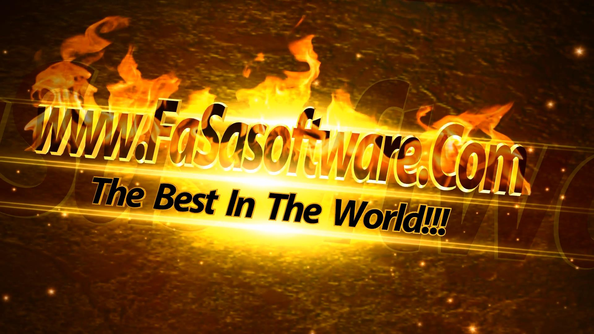 FaSasoftware The Best For You!